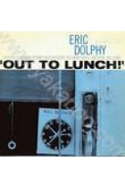 Купити - Музика - Eric Dolphy: Out To Lunch (Rudy Van Gelder Remaster) (Import)