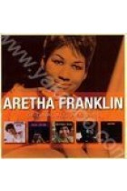 Купити - Музика - Aretha Franklin. Original Album Series (5 CD) (Import)