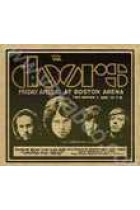 Купити - Музика - The Doors: Live From The Boston Arena 1970 (3 CD) (Import)