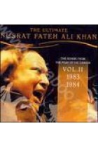 Купити - Музика - Nusrat Fateh Ali Khan: The Ultimate. Volume 2 (2 CD) (Import)