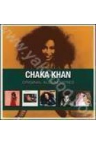 Купити - Музика - Chaka Khan: Original Album Series (5 CD) (Import)