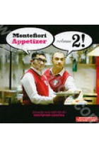 Купити - Музика - Montefiori Cocktail: Montefiori Appetizer. Vol. 2 (Import)