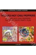 Купити - Музика - The Red Hot Chili Peppers: The Red Hot Chili Peppers / The Uplift Mofo Party Plan (2 CD) (Import)