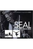 Купити - Музика - Seal: Seal / Seal II / Soul (Import) (3 CD)