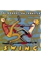 Купити - Музика - The Manhattan Transfer: Swing (Import)