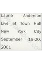 Купити - Музика - Laurie Anderson: Live in New York (Import)