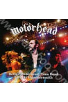 Купити - Музика - Motorhead: Better Motorhead Than Dead. Live at Hammersmith