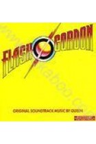 Купити - Музика - Original Soundtrack: Flash Gordon. Music by Queen