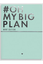 Купити - Блокноти - Блокнот Oh My Book! Oh My Big Plan Mint Edition (4820216810011)
