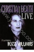 Купити - Музика - Christian Death: Live (DVD)