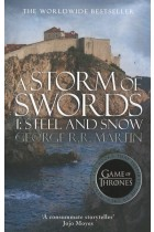 Купити - Книжки - A Song of Ice and Fire. Book 3: A Storm of Swords. Part 1: Steel and Show