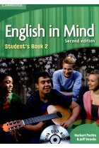 English in Mind. Student's Workbook. Second Edition (+DVD)