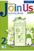 Купити - Книжки - Join us for English. Activity Book 2