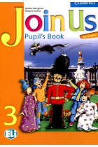 Купити - Книжки - Join Us for English. Pupil's Book 3