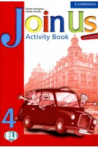 Купити - Книжки - Join us for English. Activity Book 4