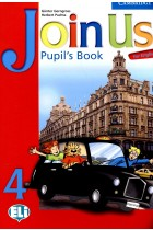 Купити - Книжки - Join us for English. Pupil's Book 4