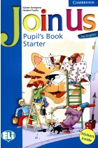 Купити - Книжки - Join Us for English. Pupil's Book Starter