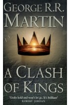 Купити - Книжки - A Song of Ice and Fire. Book 2. A Clash of Kings