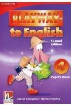 Купити - Книжки - Playway to English 4. Pupil's Book