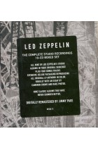 Купити - Музика - Led Zeppelin: The Complete Studio Recordings Box (10 CDs) (Import)