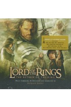 Купити - Музика - Original Soundtrack: Lord of the Rings: The Return Of The King (Import)