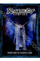 Купити - Музика - Rhapsody of Fire: Visions of the Enchanted Lands (2 DVDs)