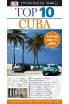 Купити - Книжки - Eyewitness Top 10 Travel Guide: Cuba