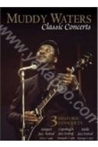 Купити - Музика - Muddy Waters: Classic Concerts (DVD)