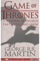 Купити - Книжки - A Song of Ice and Fire. Book 3: A Storm of Swords. Part 1: Steel and Snow