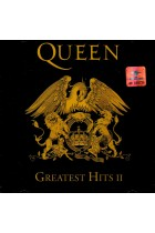 Купити - Музика - Queen: Greatest Hits II (Digital Remastering)