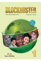 Купити - Книжки - Blockbuster 1: Student's Book