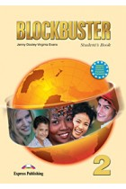 Купити - Книжки - Blockbuster 2: Student's Book