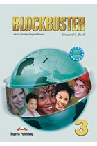 Купити - Книжки - Blockbuster 3: Student's Book