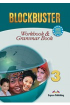 Купити - Книжки - Blockbuster 3: Workbook and Grammar Book