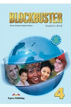 Купити - Книжки - Blockbuster 4: Student's Book