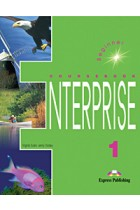 Купити - Книжки - Enterprise 1: Student's Book