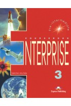 Купити - Книжки - Enterprise 3: Student's Book