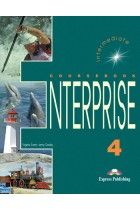Купити - Книжки - Enterprise 4: Student's Book. Coursebook