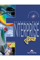Купити - Книжки - Enterprise Plus: Pre-Intermediate: Student's Book
