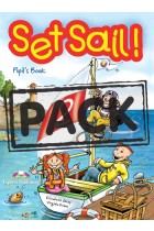 Купити - Книжки - Set Sail! 2. Pupil's Book + Storybook