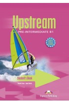 Купити - Книжки - Upstream Pre-Intermediate B1. Student's Book