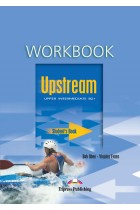 Купити - Книжки - Upstream Upper Intermediate B2+. Workbook