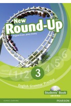 Купити - Книжки - New Round-Up 3. Students' Book (+ CD-ROM)