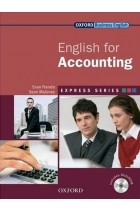 Купити - Книжки - Oxford English for Accounting. Student's Book