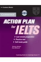Купити - Книжки - Action Plan for IELTS Self-study Pack Academic Module