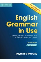 Купити - Книжки - English Grammar in Use with Answers. A Self-Study Reference and Practice Book for Intermediate Students of English