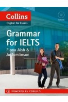 Купити - Книжки - Collins Grammar for IELTS (+ CD-ROM)