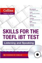 Купити - Книжки - Collins TOEFL. Listening and Speaking