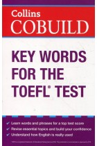 Купити - Книжки - Collins Cobuild Key Words for the TOEFL Test