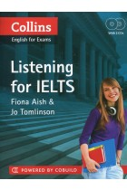 Купити - Книжки - Collins Listening for IELTS (+ 2 CD-ROM)
